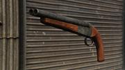 Escopeta de dos cañones-GTAO