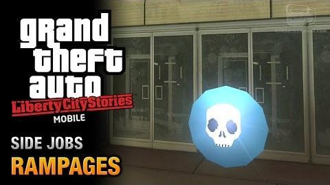 GTA Liberty City Stories Masacres