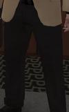 Pantalones pizarra GTA IV