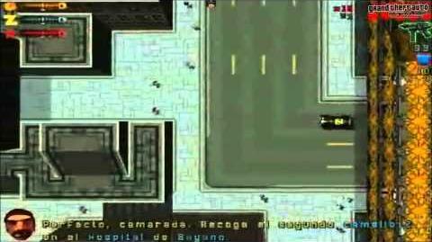 GTA 2 (PC) - ¡TAXI AL AGUA!