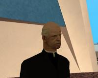 Predicador en las misiones de chulo