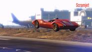 Scramjet gta online propulsor de salto
