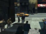 Peatones de Grand Theft Auto IV