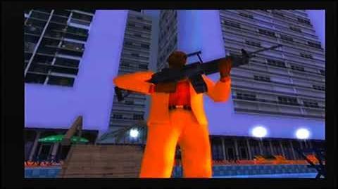 GTA VCS PS2 MISIÓN 35 ELIMINANDO A LOS RIVALES