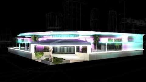 GTA Vice City - The Lab - Malibu Club's 360 Exterior Render