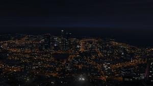 Los Santos vista
