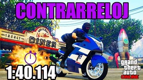CONTRARRELOJ - UP-N-ATOM (GTA ONLINE) PS4