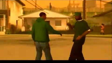 GTA San Andreas - Trailer 2 The Official Trailer