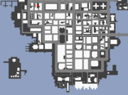 Mapa Caos en Midtdown CW