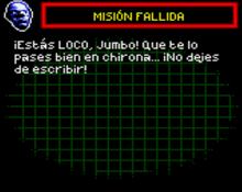 Misión fallida GTA 2 GBC