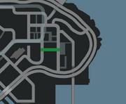Bronco Street Mapa