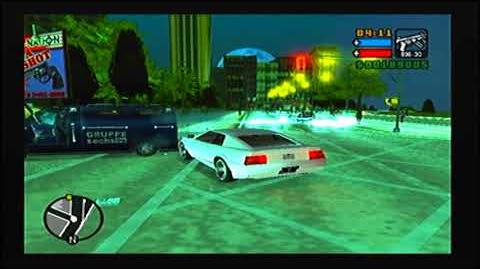 GTA LCS PS2 MISIÓN 60 STOP THE PRESS
