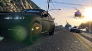 Kuruma Armored GTAV Official Screenshot