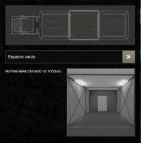 Espacio vacío COM