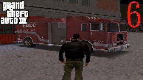 Grand Theft Auto III - Episodio 6 Misiones de bombero (Portland)