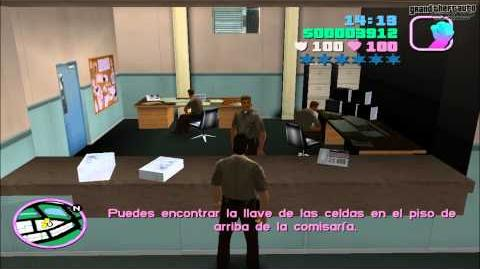 "Grand Theft Auto Vice City - Misión 37 ""¿Sin escapatoria?"""
