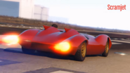Scramjet turbo gta online