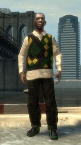 Personajes aleatorios de Grand Theft Auto IV