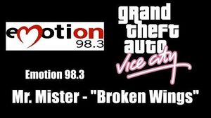 GTA Vice City - Emotion 98.3 Mr