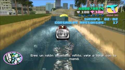 Stunt Boat Challenge (HD)