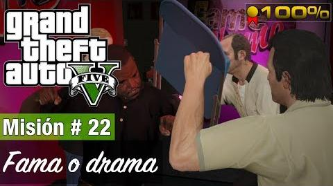 "Grand Theft Auto V - ""Fama o drama"""