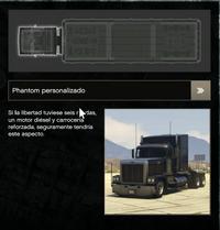 Phantom personalizado COM
