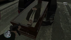 Francis McReary cadáver