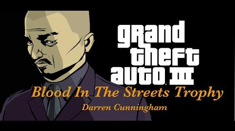 GTA3 Blood In The Streets Trophy (Rampages)