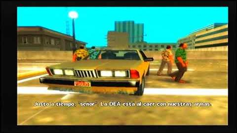 GTA VCS PS2 MISIÓN 45 EL INTERCAMBIO