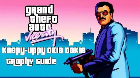 Grand Theft Auto Vice City (PS4) - Keepy-Uppy Okie Dokie Trophy Guide