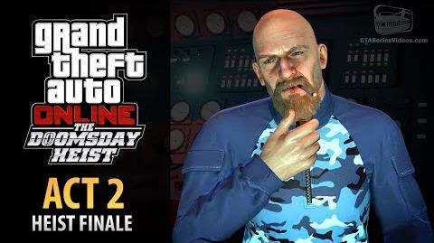 GTA Online Doomsday Heist Act 2 - The Bogdan Problem Finale (Elite & Mastermind II)