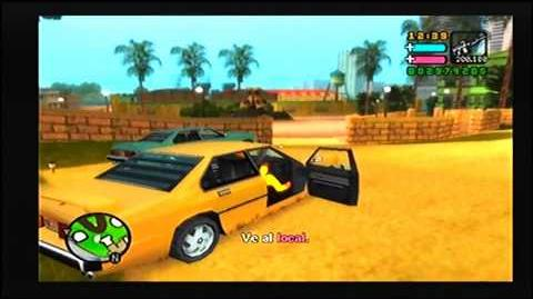 GTA VCS PS2 MISIÓN 34 RELEVO HOSTIL
