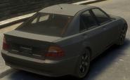 Sultan detrás GTA IV