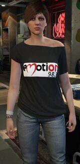 CamisetaEmotion983GTAOnline