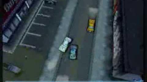 Grand Theft Auto Chinatown Wars Saltos acrobáticos DS