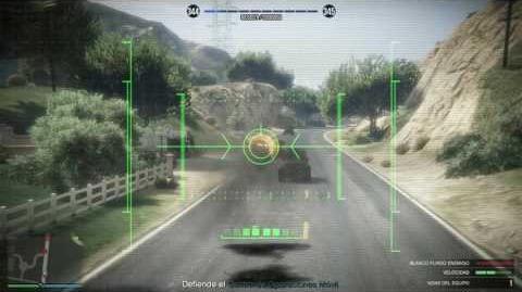 """Gta V - Dlc Militar """"Misiones Agente 14"""" Tapadera Por Los Aires (Español) Misiles Troll"""