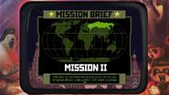 Invade and Persuade II GTA O Misión II Mapa