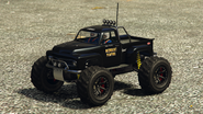 RCBandito-GTAO-Slamvan con jaula antivuelco