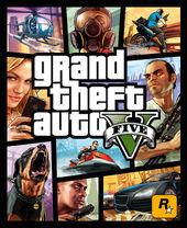 Carátula GTA V