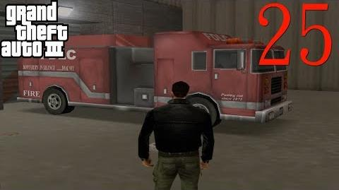 Grand Theft Auto III - Episodio 25 Misiones de bombero (Shoreside Vale)