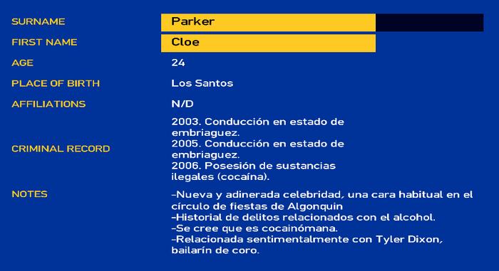 Cloe parker