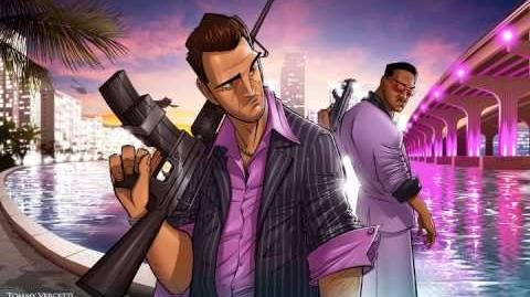 GTA Vice City OST - Wow
