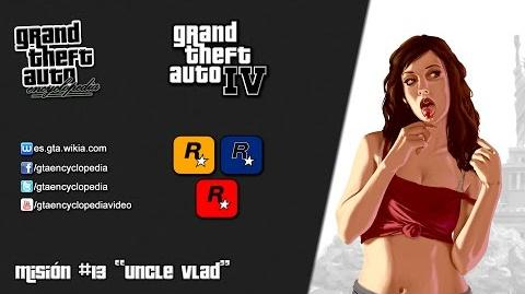 GTA IV Mission Uncle Vlad