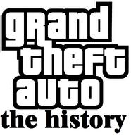 GTA Logo history