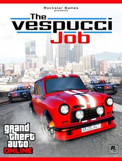 GTA Online Golpe en Vespucci