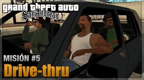 GTA San Andreas - Misión 5 - Drive-thru (Español - 1080p 60fps)