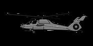 FH-1 Hunter Cuota aérea