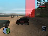 GTA SA Badlands B - Carrera 6