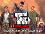 Nueva actualización UEEP para GTA Online