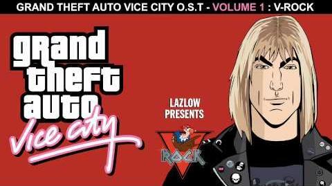 Dangerous Bastard - Rockstar's Love Fist - V-Rock - GTA Vice City Soundtrack HD